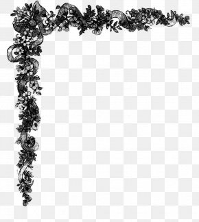 Lace Boarder - Picture Frames Light Photography Clip Art PNG