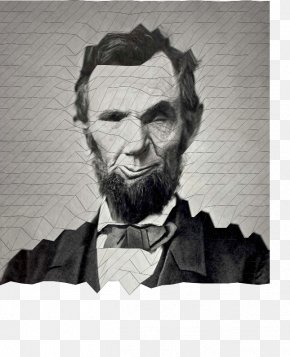 Distort - Abraham Lincoln Gettysburg Address President Of The United States American Civil War PNG