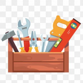 Vector Toolbox - Toolbox Hand Tool PNG