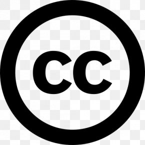 Copyright - Creative Commons License Copyright Fair Use PNG