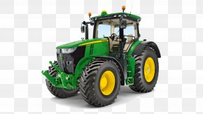 Tractor - Farming Simulator 17 John Deere Tractor Agricultural Machinery Agriculture PNG