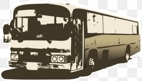 Bus - Bus Photography Illustration PNG