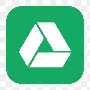 MetroUI Google Drive - Grass Triangle Area PNG