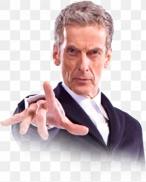 The Doctor Picture - Peter Capaldi First Doctor Doctor Who Twelfth Doctor PNG