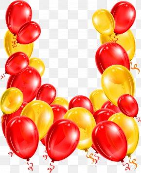 Small Fresh Colorful Balloon - Balloon PNG