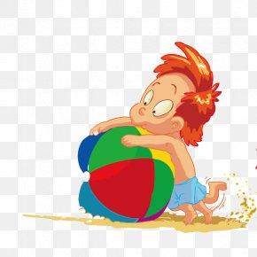 Cartoon Child - Cartoon Child Clip Art PNG