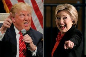 Bill Clinton - Hillary Clinton Donald Trump United States US Presidential Election 2016 Trump Vs. Clinton PNG