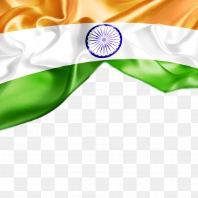 Green National Flag - India Independence Day National Flag PNG