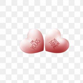 Pink Heart - Love Heart PNG