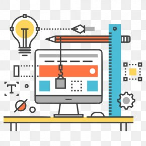 Web Design - Responsive Web Design Gensofts Infosolutions Pvt. Ltd. Search Engine Optimization Clicks Web Design Inc PNG