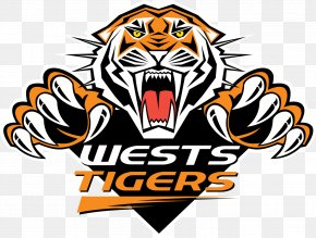 Tiger - Wests Tigers National Rugby League Melbourne Storm Parramatta Eels New Zealand Warriors PNG