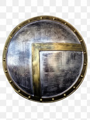 Shield - Spartan Army Shield Escutcheon Warrior PNG