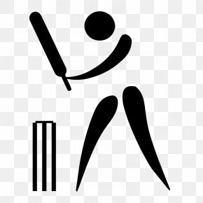 Cricket - 1900 Summer Olympics Olympic Games Cricket Pictogram Clip Art PNG