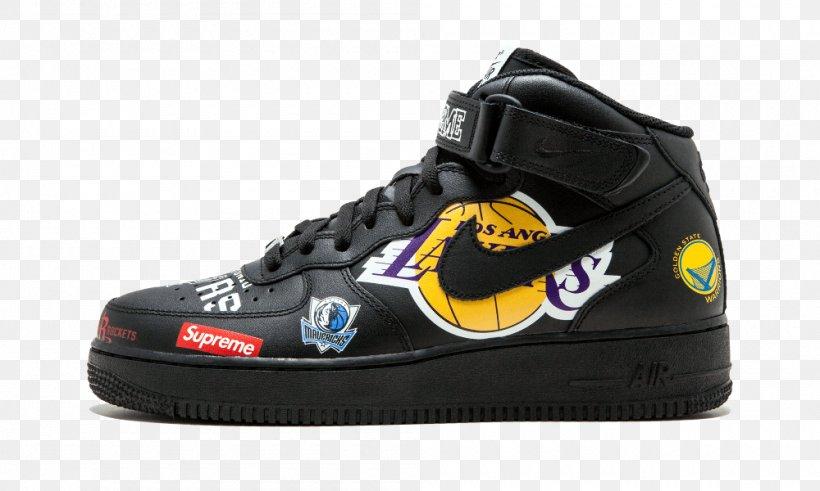 supreme nike basketball shoes