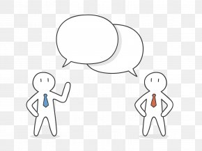 Vector Business Talk - Debate Conversation Euclidean Vector Download Icon PNG