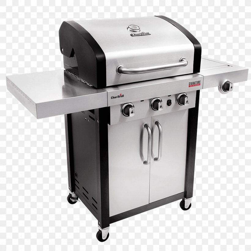 Barbecue Char-Broil Signature 4 Burner Gas Grill Char-Broil Performance 4 Burner Gas Grill Grilling Char-Broil Professional Series 463675016, PNG, 1000x1000px, Barbecue, Charbroil, Charbroil 3 Burner Gas Grill, Charbroil Performance 463376017, Charbroil Truinfrared 463633316 Download Free