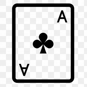 Symbol - Ace Of Spades Ace Of Hearts Playing Card PNG