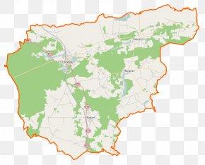 Map - Margonin Szamocin Chodzież Budzyń, Greater Poland Voivodeship Zacharzyn PNG