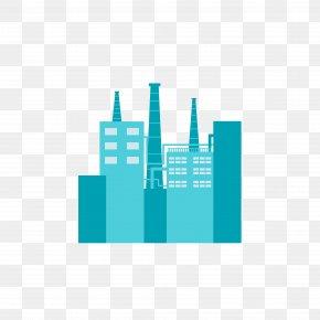 Building - Factory Building Chemical Plant PNG