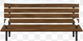 Winter Bench Transparent Clip Art - Bench Clip Art PNG