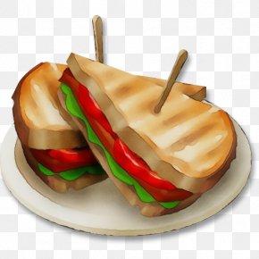 Sandwich Finger Food - Food Fast Food Dish Cuisine Cheeseburger PNG