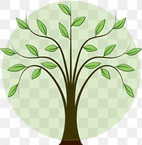 Plant Stem Flower - Leaf Green Tree Clip Art Plant PNG