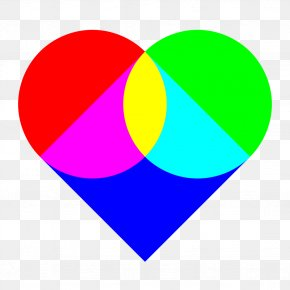 Colored Heart Cliparts - Heart Clip Art PNG