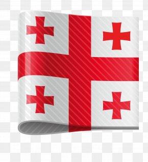 Vector Banner Switzerland - Flag Of Georgia National Flag PNG