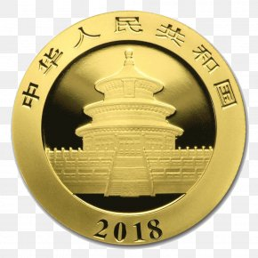 Gold Coins - Giant Panda Chinese Gold Panda Bullion Coin Gold As An Investment PNG