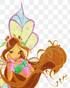 Season 5 Winx ClubSeason 4 Nature StoryOthers - Flora Bloom Winx Club PNG