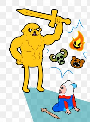 Adventure Time - Work Of Art Human Behavior Clip Art PNG