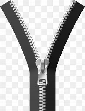 Zipper - Zipper Drawing Clip Art PNG