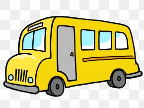 Travel Bus Cliparts - School Bus Clip Art PNG