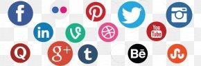Social Media - Social Media Marketing Clip Art PNG