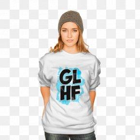 Text T-shirt Design - T-shirt Hoodie Sleeve Sweater PNG