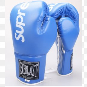 Boxing - Boxing Glove Cobalt Blue PNG