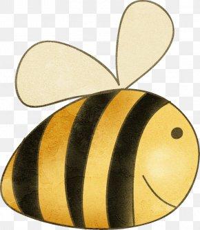 Cute Cartoon Bee - Bee Cartoon PNG