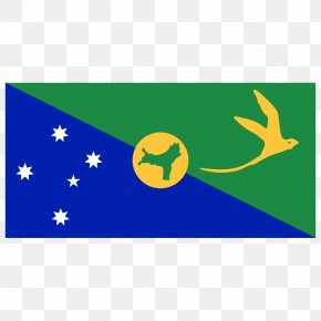 Flag - Flag Of Christmas Island Flags Of The World National Flag PNG