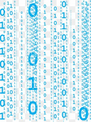 Binary Background - Technology Binary File Euclidean Vector Computer File PNG