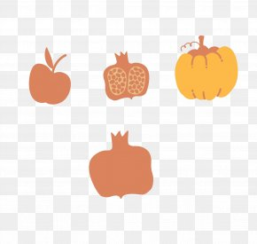 A Variety Of Fruits And Vegetables - Pumpkin Fruit Vegetable Auglis PNG