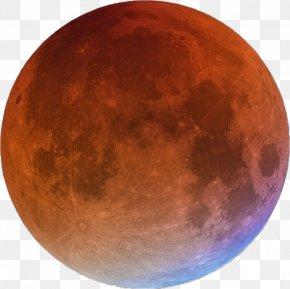 Moon - January 2018 Lunar Eclipse Supermoon September 2015 Lunar Eclipse PNG