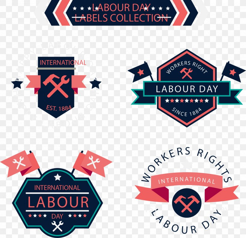 Logo International Workers' Day Laborer May Day, PNG, 1512x1461px, International Workers Day, Badge, Brand, Emblem, Label Download Free