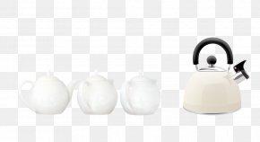 Free Tea Kettle Pull Material - Teapot Kettle Ceramic White PNG