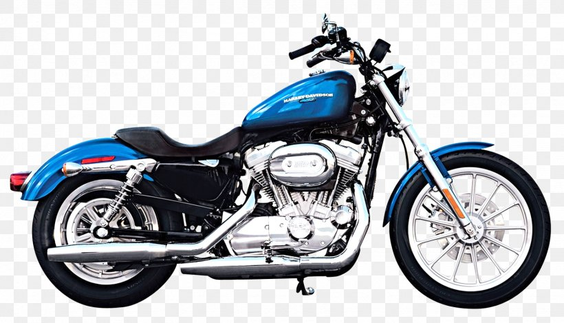Harley-Davidson Sportster Motorcycle 0 Softail, PNG