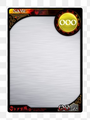 Card Game - Template Collectable Trading Cards Playing Card Player Artist Trading Cards PNG