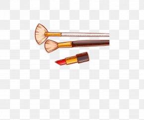 Makeup Brushes - Paintbrush Make-up PNG