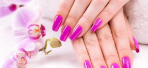 Nail - Nail Salon Kevin Nail Spa Day Spa Manicure PNG