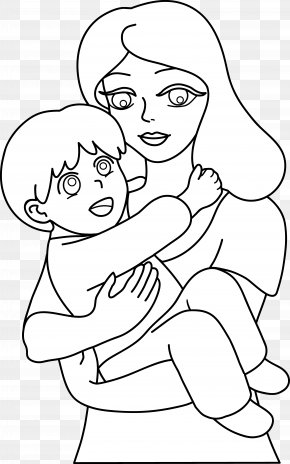 Mom Drawing Cliparts - Thumb Bedtime Child Toddler Memory PNG