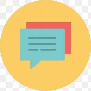Talk - Conversation Speech Balloon PNG