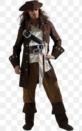 Pirates Of The Caribbean - Jack Sparrow Pirates Of The Caribbean Costume Party Piracy PNG